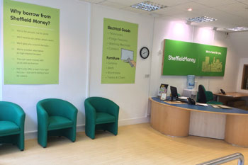 One-stop finance shop opened by Sheffield Council image