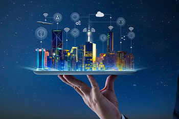 Only a quarter of councils are implementing a smart city strategy image
