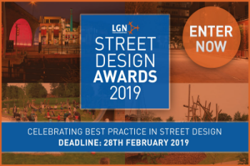 Only a week left to enter Street Design Awards  image