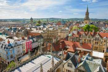 Oxford councils propose worlds first zero emission zone image