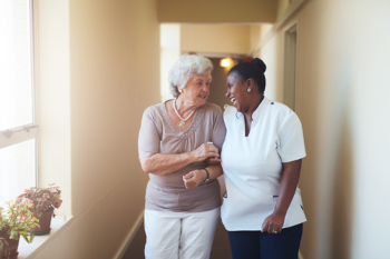 Partnership working will deliver best outcomes in social care image