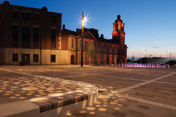 Pedestrian Environment Runner-up: Keel Square, Sunderland City Council image