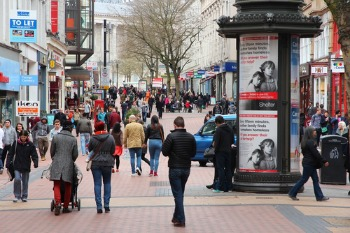 Plan to revive town centres in the West Midlands launched image