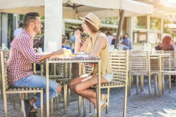 Planning rules relaxed to support outdoor dining image