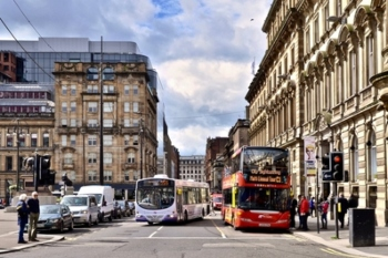 Pollution fears rise as traffic surges in Scottish cities image