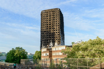 Principles agreed for deciding future of Grenfell Tower site image