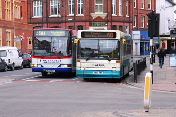 Public disagree with banning councils from running their own bus services image