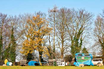 Put traveller site provision first, charities tell Whitehall image