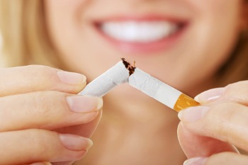 Quitting at 'decade high' as smokers prepare for Stoptober image