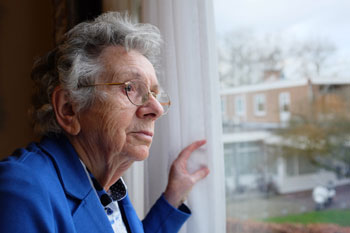 Record numbers of older people 'struggling' alone without care, charity warns image