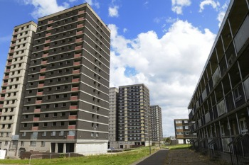 Regenerating council estates could boost taxpayer by £140m image