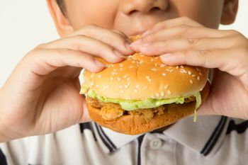 Regulator to review junk food advertising to children image