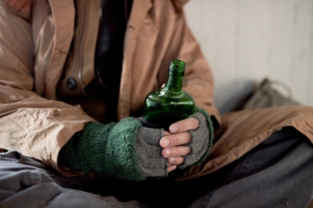 Rough sleepers to get extra support for drug and alcohol dependency image