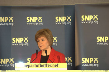 SNP launches General Election manifesto with northern cities focus image