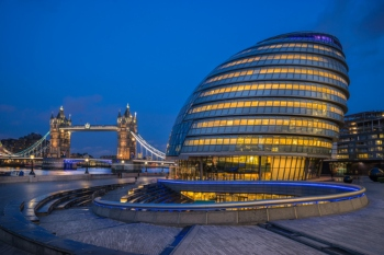 Sadiq Khan proposes City Hall move to save £55m image