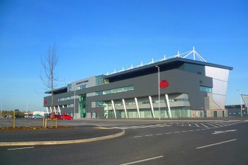 Salford set to approve stadium loan image