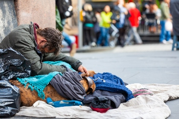 Scotland has 'highest rate' of homeless deaths in Britain, figures reveal image