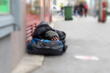 Scots charities launch bid to end rough sleeping image