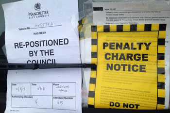 Scottish councils rake in £40m from parking penalties image