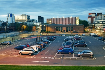 Selling off government car parks could deliver 110,000 new homes, study finds image
