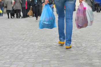 Six billion fewer plastic bags used thanks to charge image