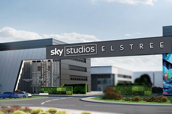 Sky announces plans for 'state-of-the-art' studio in Elstree image