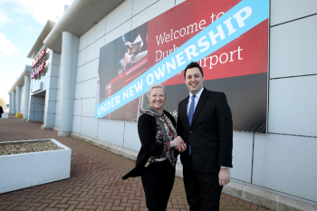 Stobart announced as Tee Valley airport operator image