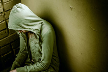 Stopping youth homelessness is patchy says think tank image