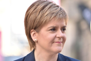 Sturgeon unveils lockdown restrictions for every Scottish council image