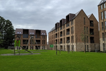 Sutton completes first council housing in 30 years image