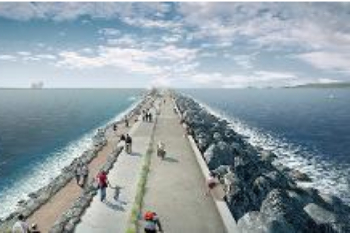 Swansea welcomes £200m offer for tidal lagoon image