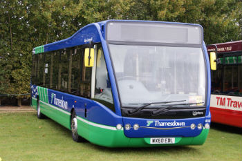 Swindon council agrees to sell off its bus services image