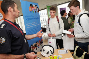 Taking a new approach to apprenticeships image