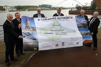 Tees Valley combined authority moves one step closer image
