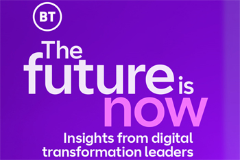 The future is now - Insights from digital transformation leaders  image