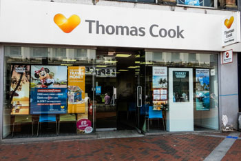 Thomas Cook collapse could cost councils £12m a year image