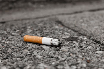 Tobacco industry could be forced to pay £40m bill to collect littered butts image