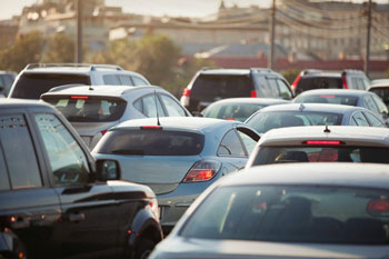 Traffic jams causing headaches for firms in Oxfordshire image