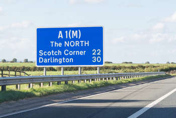Transport for the North publishes plan for economic growth image