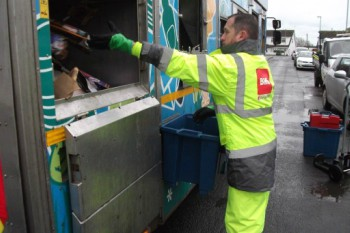 Tri-weekly bin collections boosts Angleseys recycling rates image