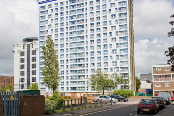 Two Portsmouth tower blocks not 'as strong as expected' image