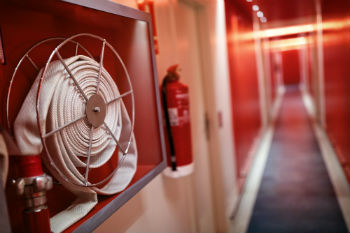 Two-thirds of English schools rated 'poor' for fire protection  image