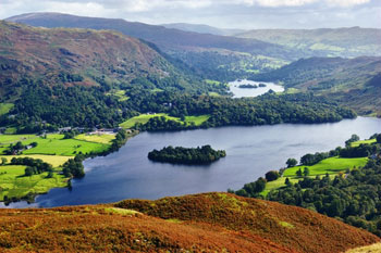 UK's largest national park to be created image