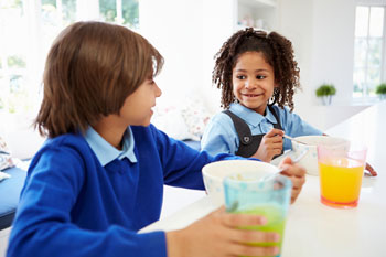 Underfunded breakfast clubs to received £26m 'boost'  image