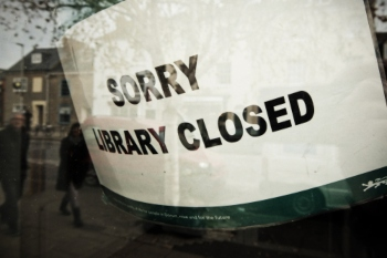 Union calls for libraries to be 'completely closed' during lockdown image