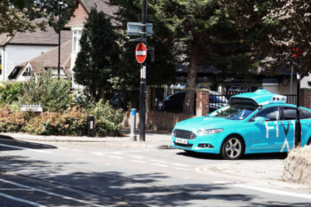 Vehicles begin data gathering ahead of 2019 passenger AV trial image