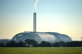 Waste incinerators more likely to be built in deprived areas, research uncovers image