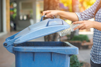 Welsh council tops Recycling Carbon Index image