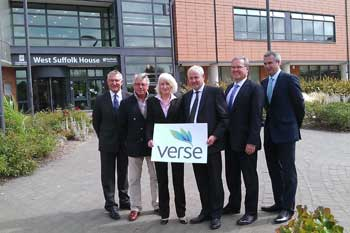 West Suffolk councils launch commercial joint venture image