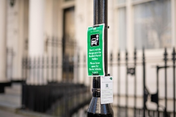 Westminster first UK council to install 1,000 EV charge points image